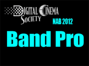 NAB 2012: Band Pro with Jeff Cree