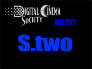 NAB 2012: S.two