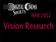 NAB 2012: Vision Research