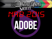 NAB 2015: ADOBE with AL MOONEY