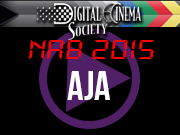 NAB 2015 FEATURED: NAB 2015 - AJA - CION
