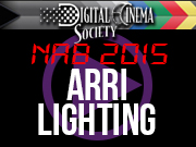 NAB 2015: NAB 2015 - ARRI LIGHTING