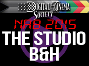 NAB 2015: NAB 2015 - THE STUDIO B&H PHOTO VIDEO