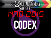 NAB 2015: NAB 2015 - CODEX