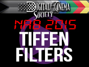 NAB 2015: NAB 2015 - TIFFEN - FILTERS