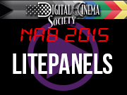 NAB 2015: NAB 2015 - LITEPANELS
