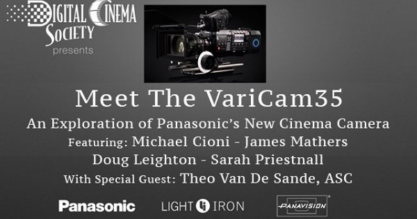 Meet the Panasonic VariCam 35