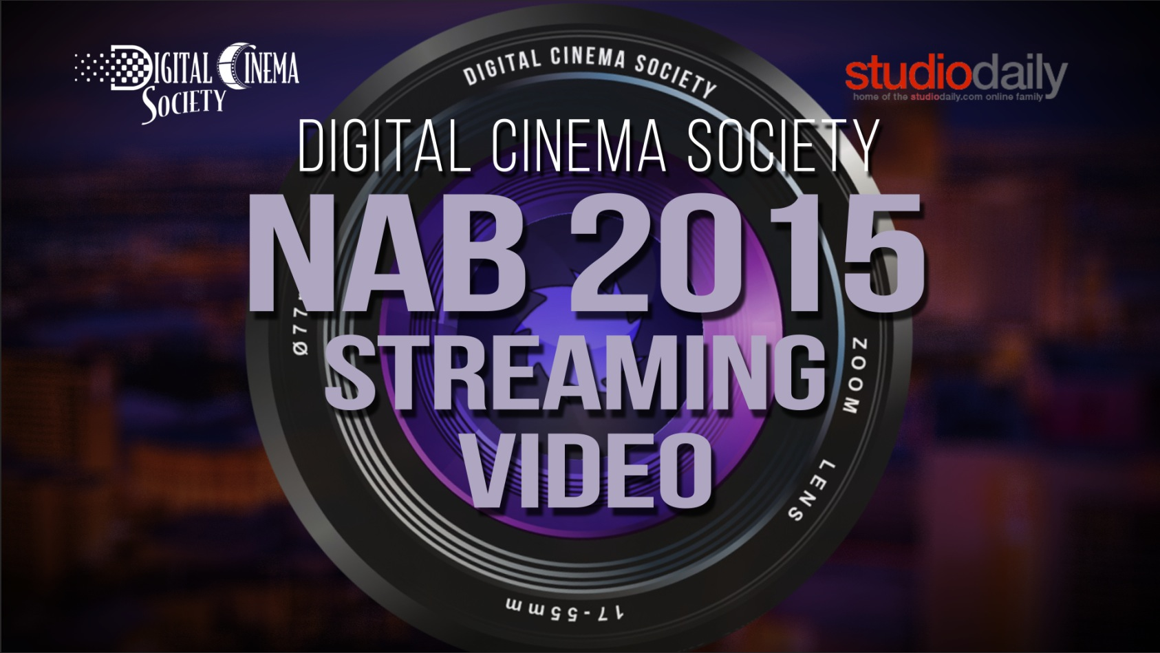 Streaming NAB 2015