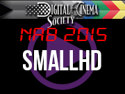 NAB 2015 FEATURED: NAB 2015 - SMALLHD