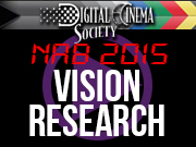 NAB 2015: NAB2015- VISION RESEARCH - PHANTOM CAMERAS