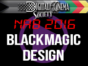 NAB-2016: BACKMAGIC DESIGN