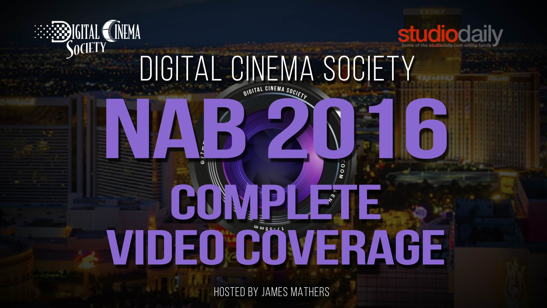 NAB 2016 STREAMING VIDEO