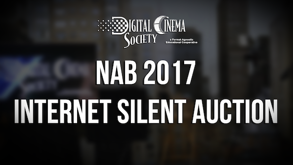 The 2017 DCS Internet Silent Auction -- With Newly Added Items