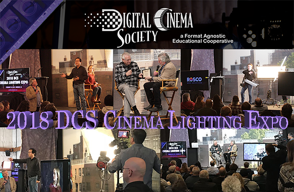 2018 DCS Cinema Lighting Expo is Now Streaming