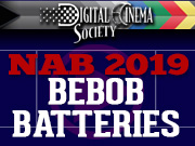 NAB-2019: BEEBOB BATTERIES