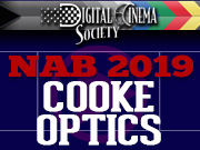 NAB-2019: COOKE OPTICS