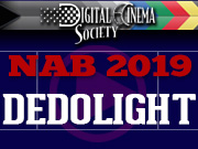 NAB-2019: DEDO LIGHT