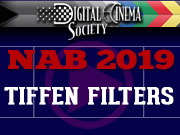 NAB-2019: TIFFEN FILTERS