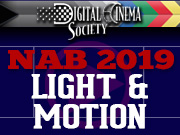NAB-2019: LIGHT&MOTION