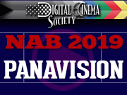NAB-2019: PANOVISION / LIGHT IRON