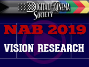 NAB-2019: VISION RESEARCH